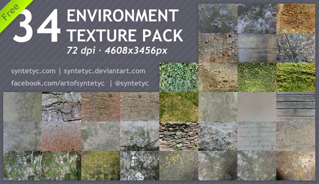 1. Environment Textures