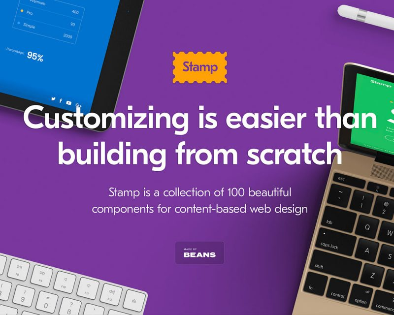 Stamp UI Kit