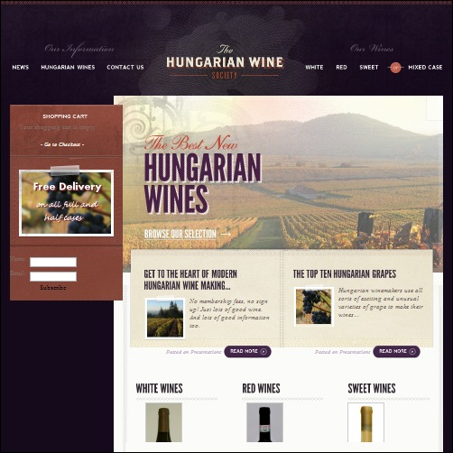 1. The Hungarian Wine