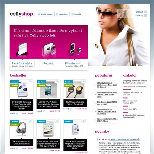 10. CellyShop