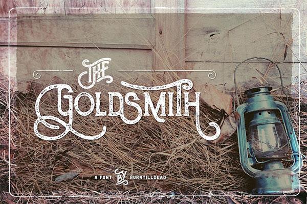 10. Goldsmith