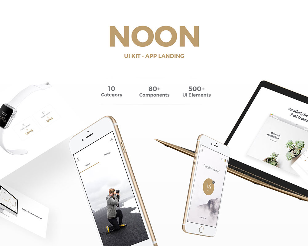 Noon Web UI Kit