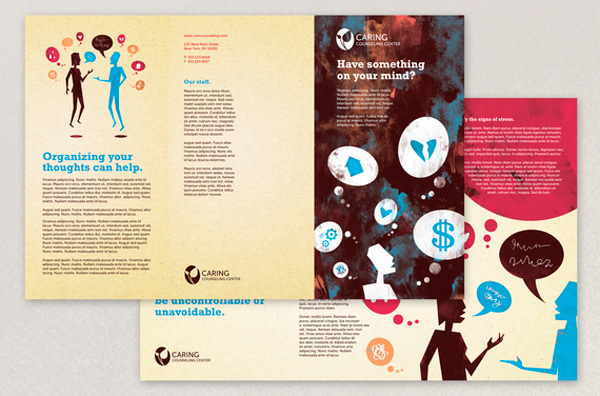 40 eye catching examples of printed brochure designs