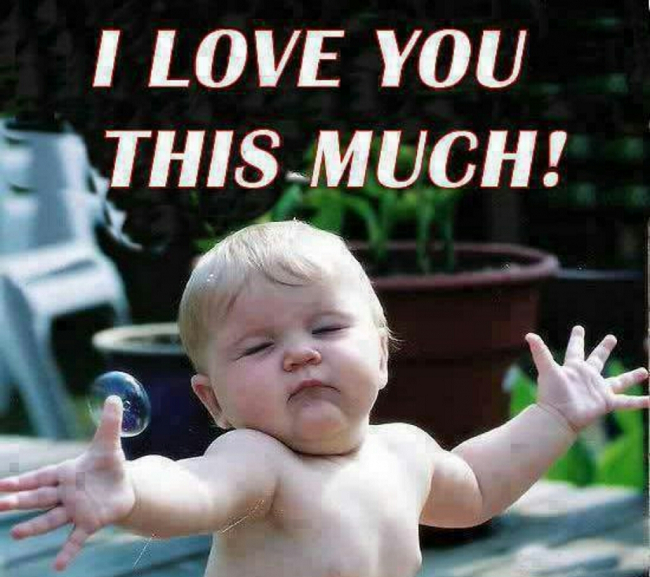 50 Cute Babies With Funny Quotes