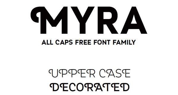 14. Myra Caps