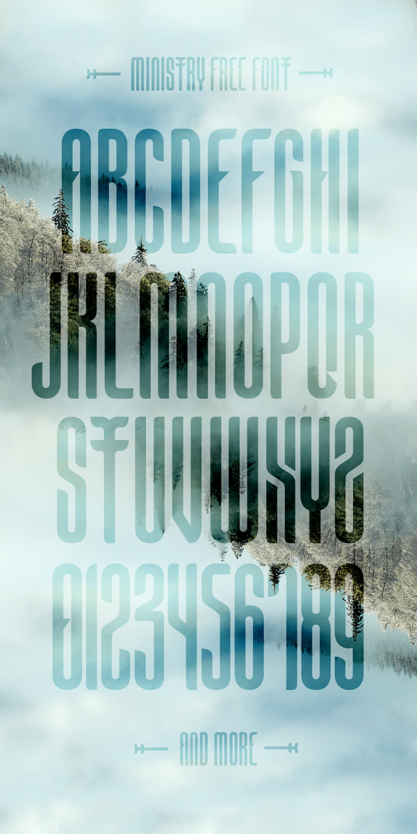 50  new amazing free fonts for creative designers  june 2014