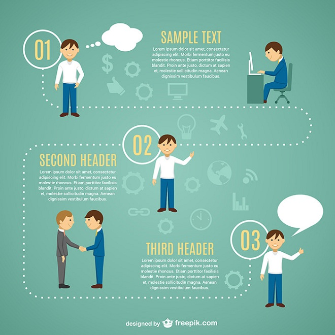download infographic template