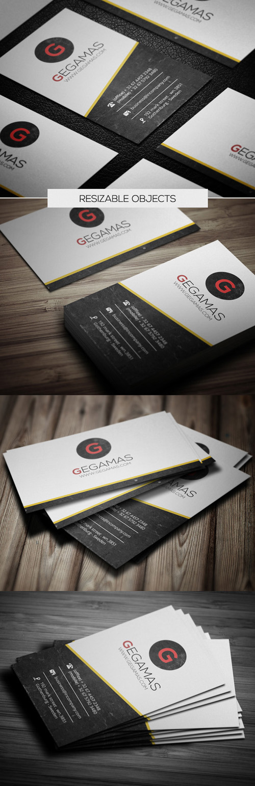19. Creative Business Card Design
