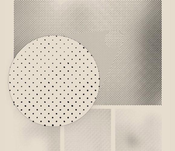 19. Vector Halftone Textures