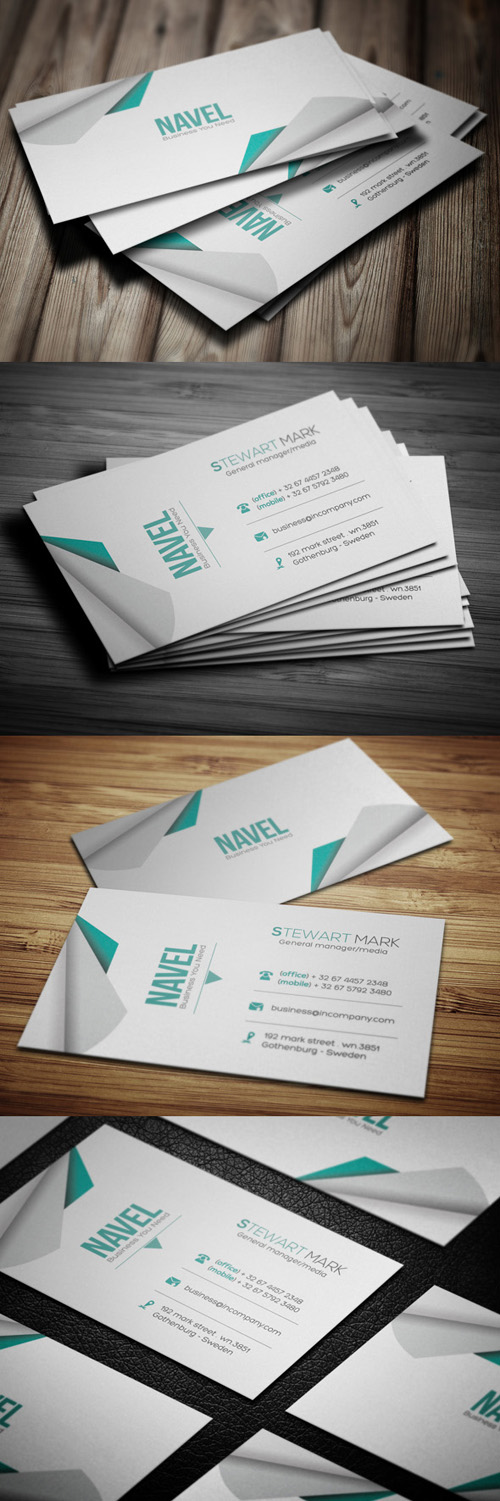 2. Great Business Card Template