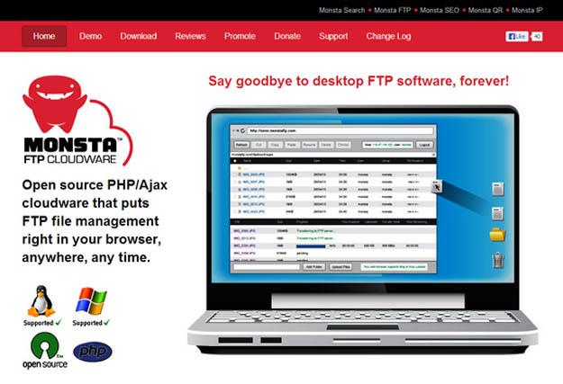 2. Monsta FTP