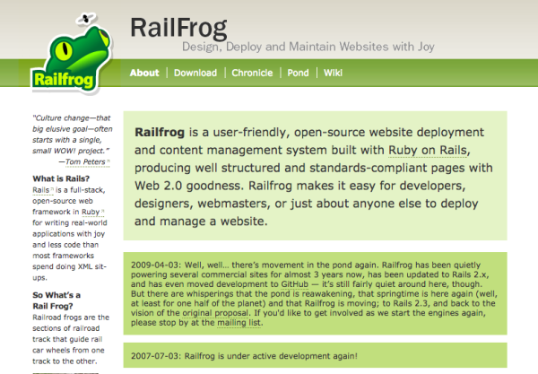 10 Best Ruby On Rails CMS For Developers