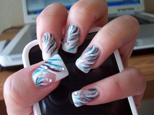 Beautifully Designed Nails 19