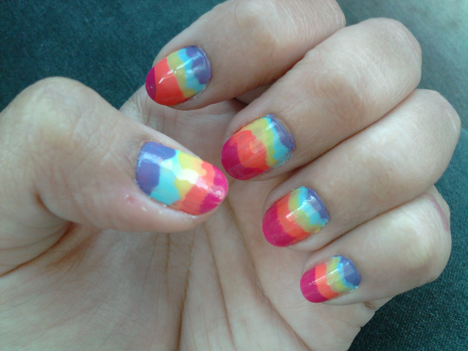 Beautifully Designed Nails-49