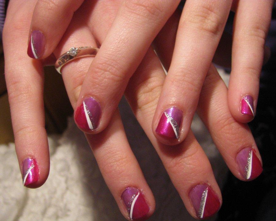 Beautifully Designed Nails-10
