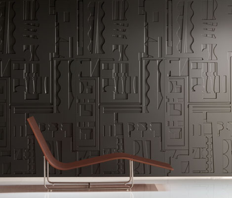 Home Furniture and Interior: contemporary wall panels