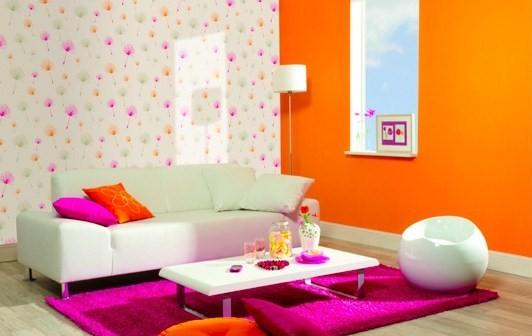 Dazzling Floral Wallpaper 33