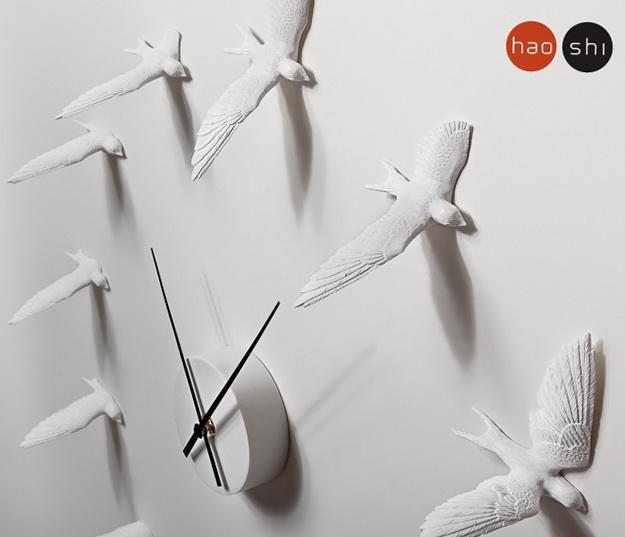Attractive wall clock 34