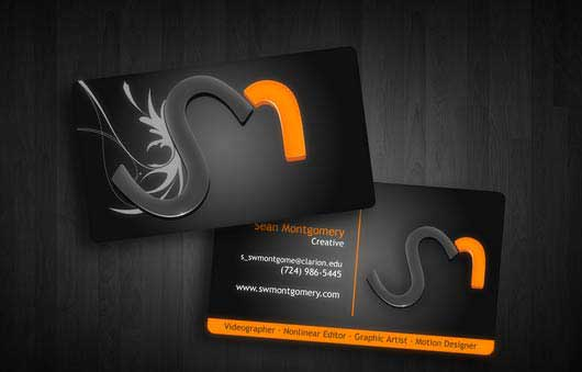 Unique Business Cards Ideas