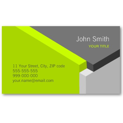 50 Distinctive Business Cards Designs