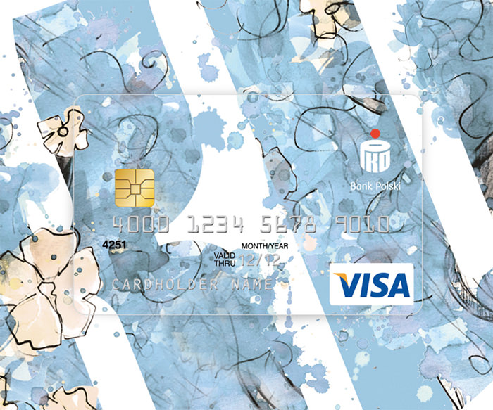 21.Credit Card for PKO Polish Bank