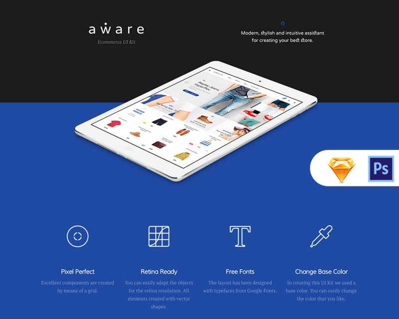 Aware Web UI Kit