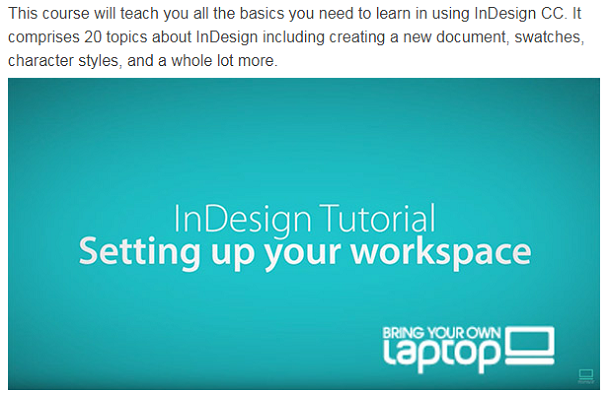 20+ Free Online Lessons For Novice Graphic Designers
