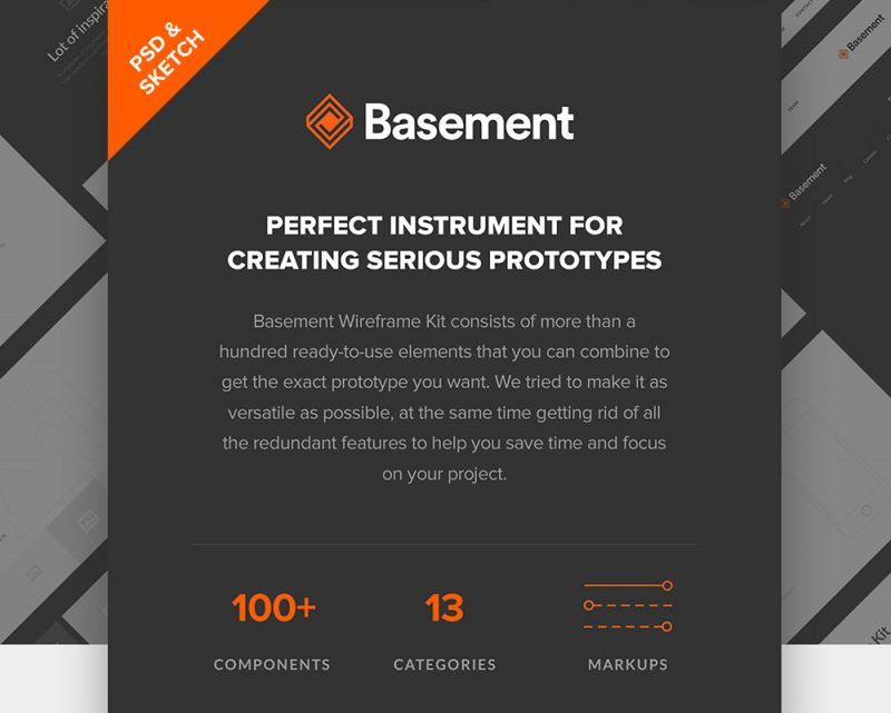 Basement Web UI Kit