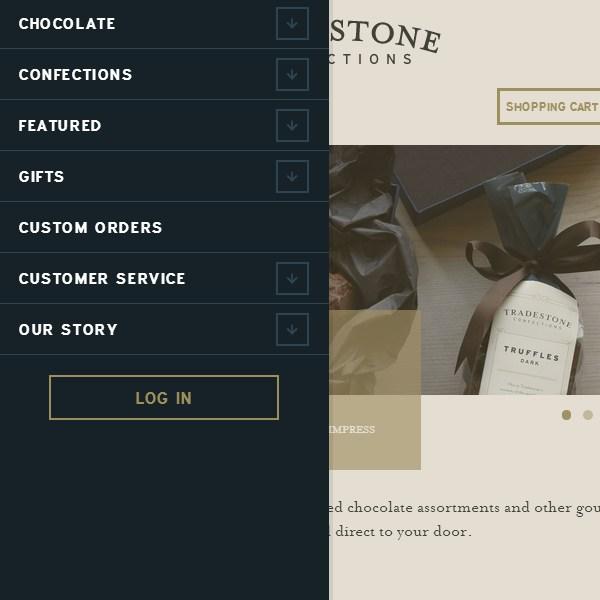 23. Tradestone Confections