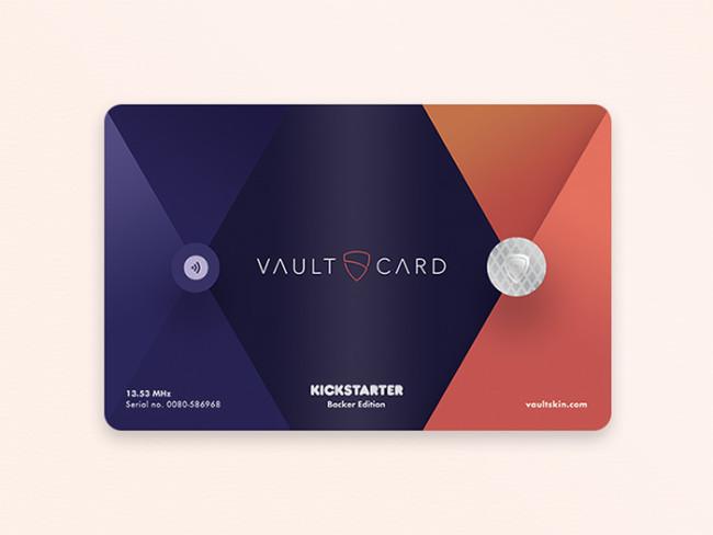 23.VaultCard