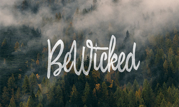 24. BeWicked