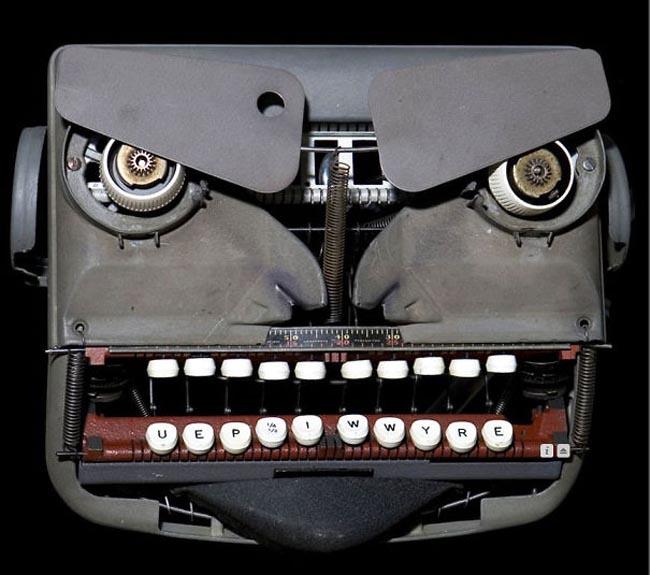3. Angry Typewriter