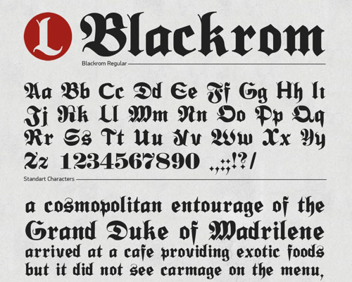 30. BLACKROM