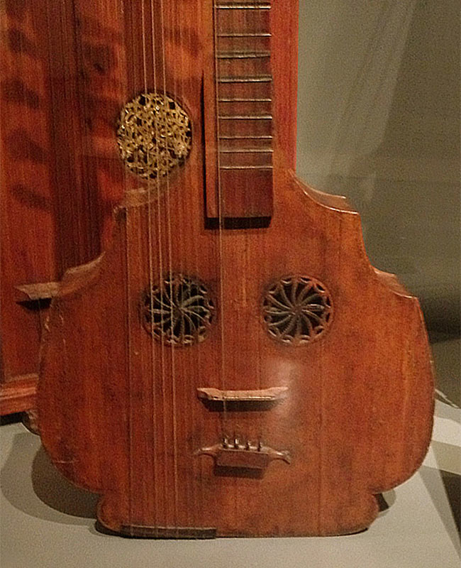 32. Pouting Lute In The Grassi Museum, Leipzig, Germany