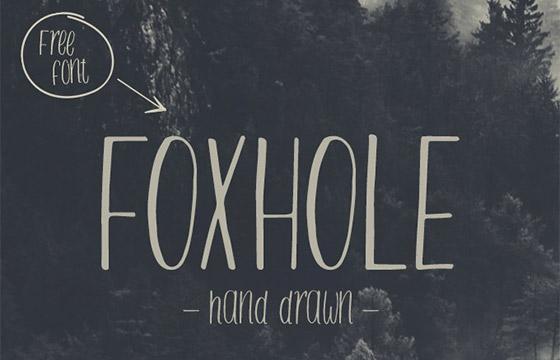 35. Foxhole