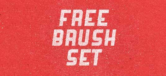 36Subtle brush set