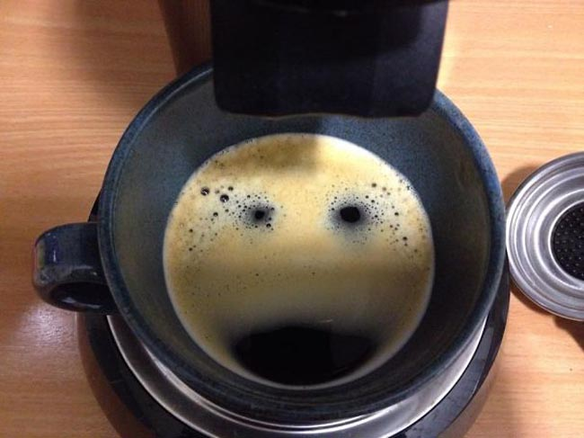 37. A Polar Bear In My Coffee