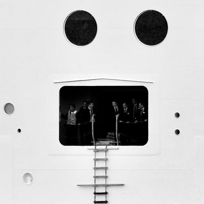 39. Pareidolia Boat