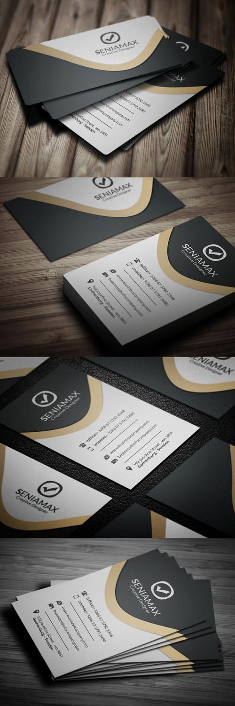 4. Creative Business Company Card