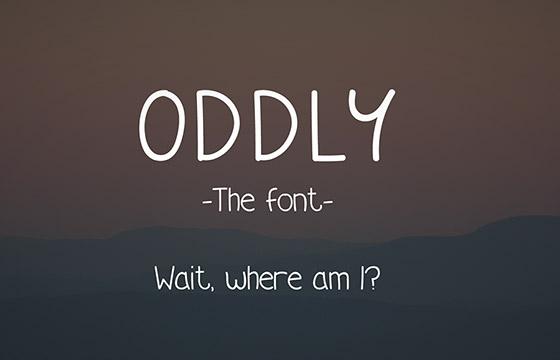 4. Oddly
