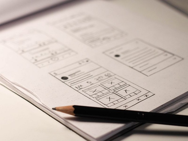 Those First Steps-Mobile Wireframe