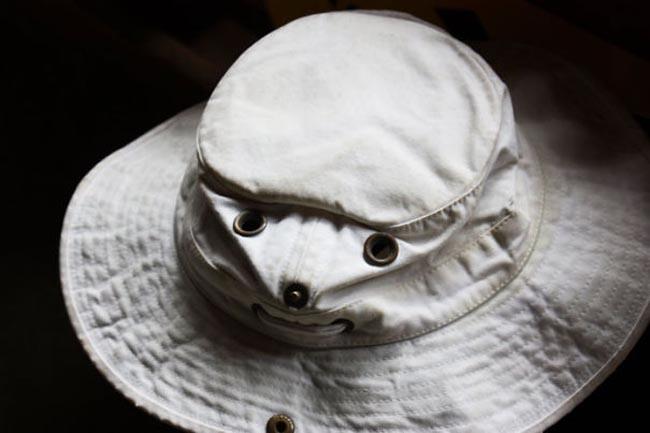 42. Smiling Hat