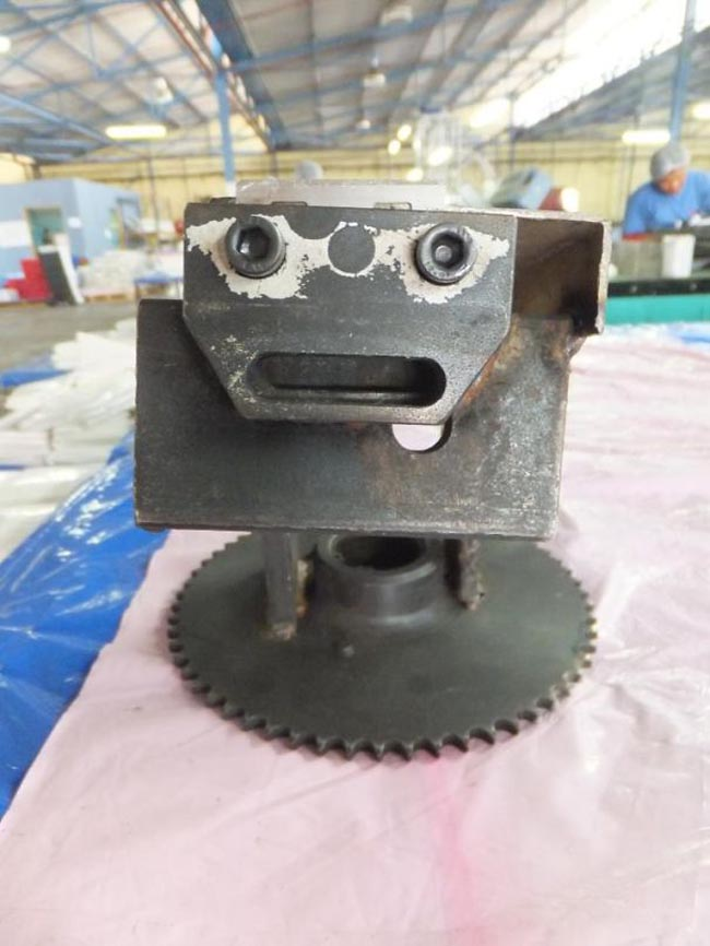 44. The Tape Dispenser At Our Factory Is Watching You