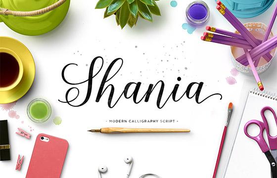 47. Shania Script