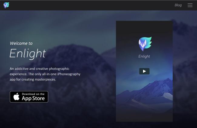 5. Enlight app