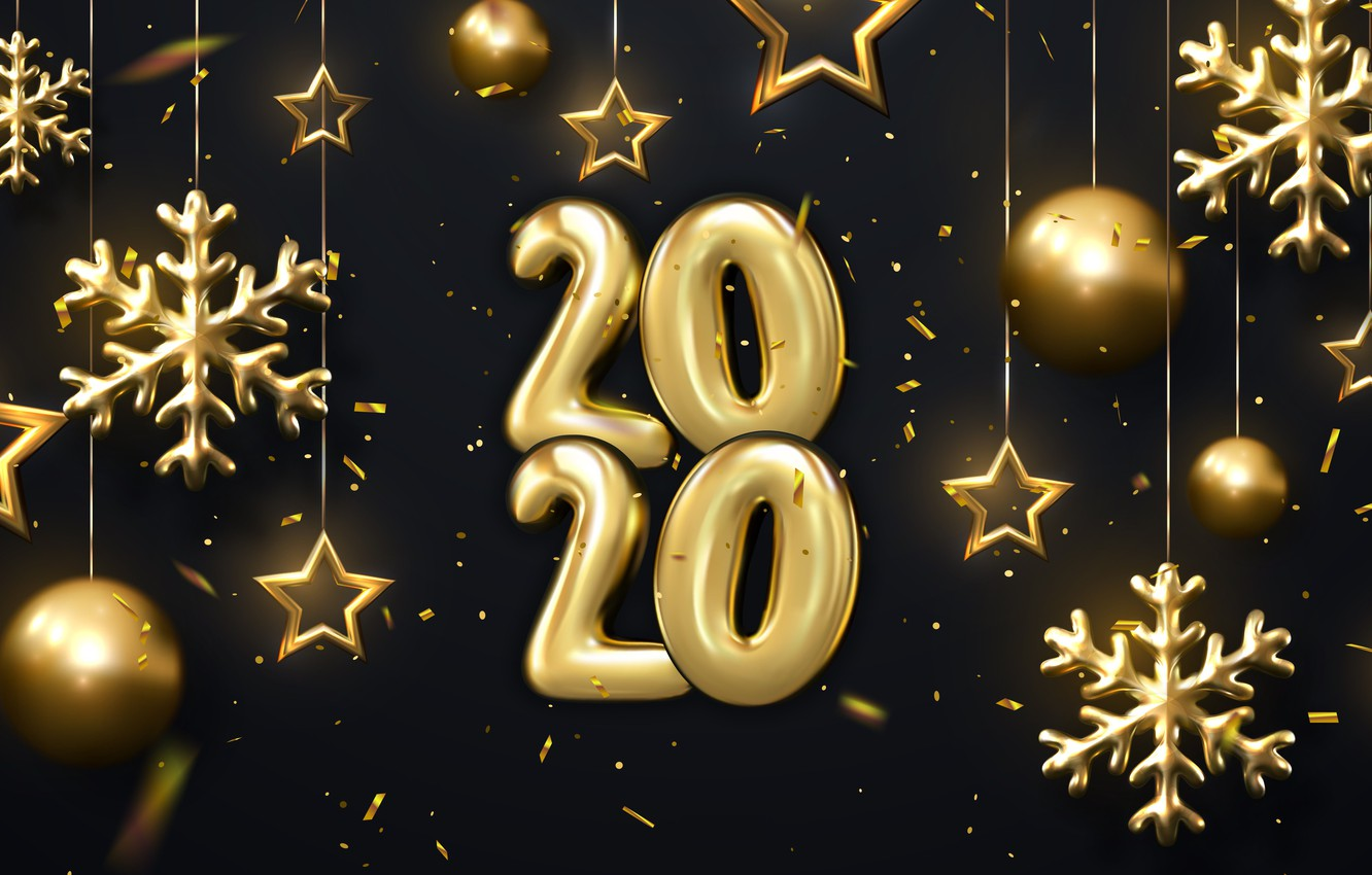 30 Beautiful New Year 2020 HD Wallpapers to Beautify Your ...