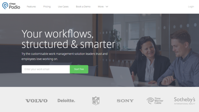 Podio-Project Management Software