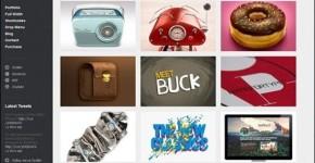 50 Beautiful Grid-Based WordPress Themes