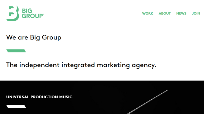 Big Group- Digital Marketing Agency-Europe