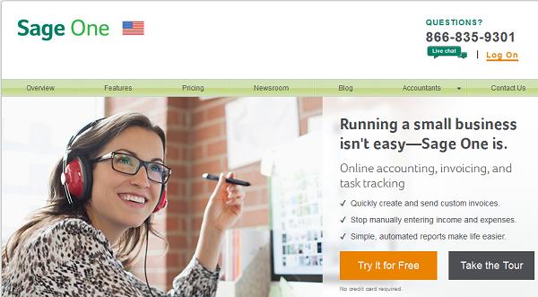 Sageone-Best Online Invoicing Software